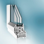PlatinumNRG Triple Glazing cross section