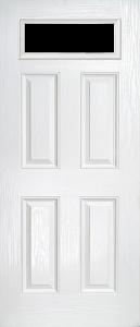 door_eclat_craftsman_white