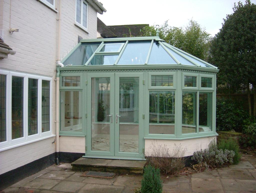 Conservatories heathfield windows for Windows doors and conservatories