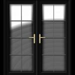 French Door Black